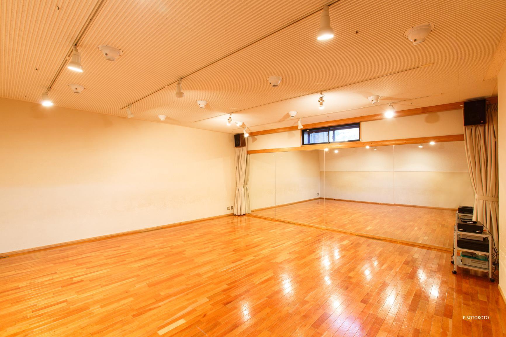 ズ ダンス スタジオ ソニ