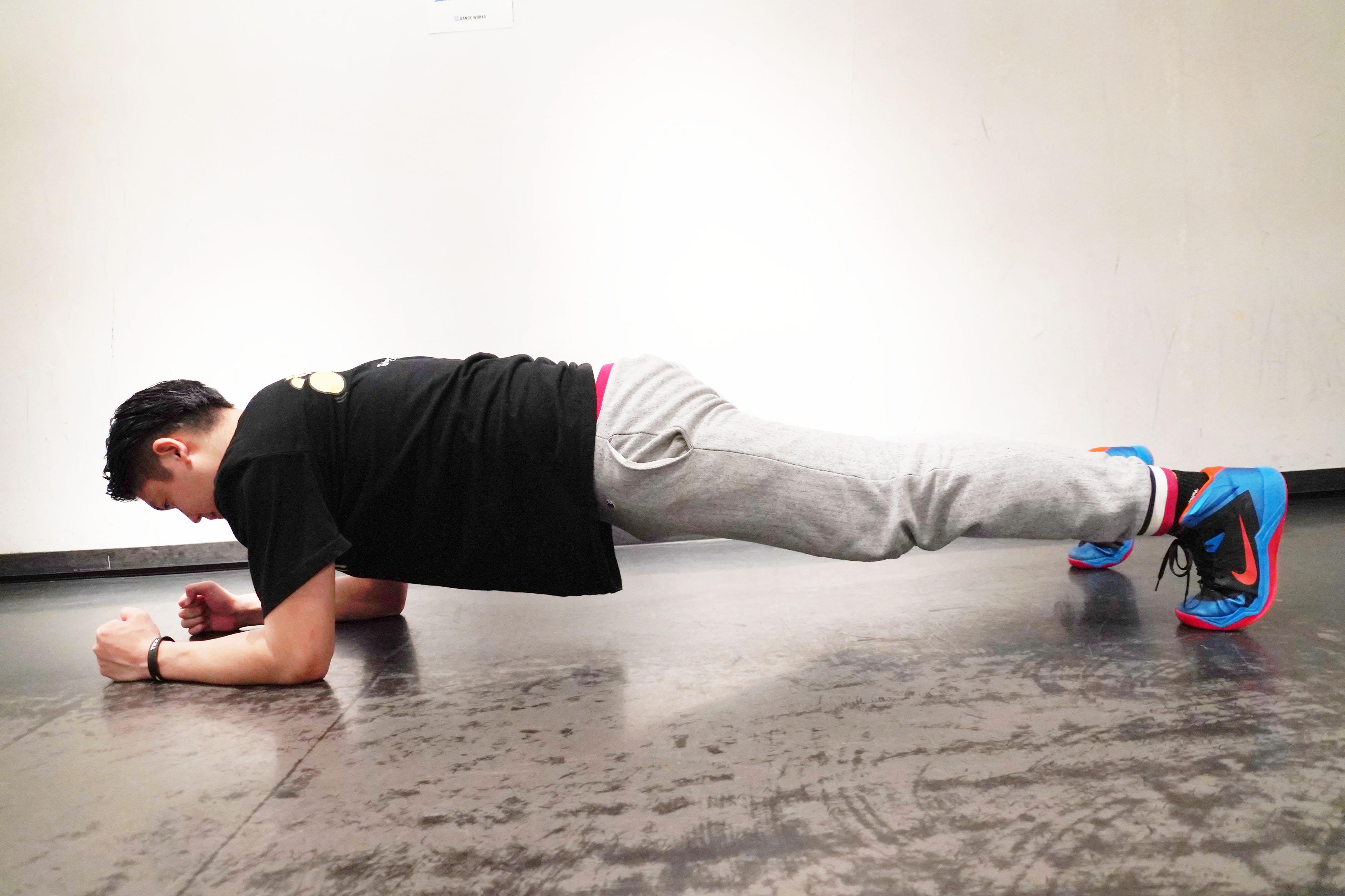 教えてくぼけん!〜ダンスに役立つ体メンテナンス&トレーニング術〜【プランク編】