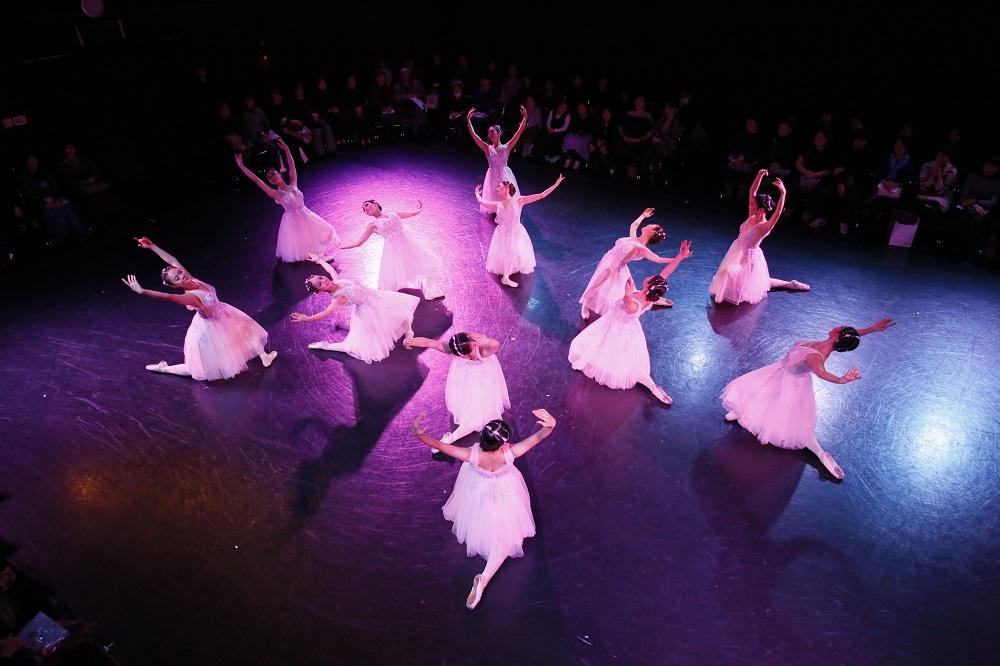 360°バレエ?!客席がダンサーを取り囲む、刺激的なバレエ公演『DAIFUKU vol.1』イベントレポ