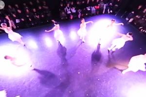 記事「バレエを360°カメラで撮影したらこうなる!新感覚360°全方位くるみ割り人形を公開!!」の画像