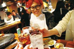 記事「アンニョンハセヨ~ 韓流好きは集まれ!《第❶弾》 JOE先生と行く!!『 新大久保の会』レポート!」の画像