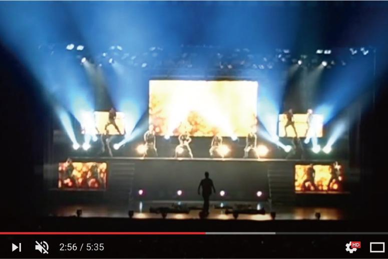 """語り継がれる名作 If I were """"MJ"""" choreography akihic☆彡"""