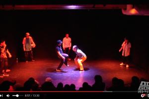 記事「豪華すぎるダンサーセッション!世界レベルのパフォーマーが集まったSHOW CASE!」の画像