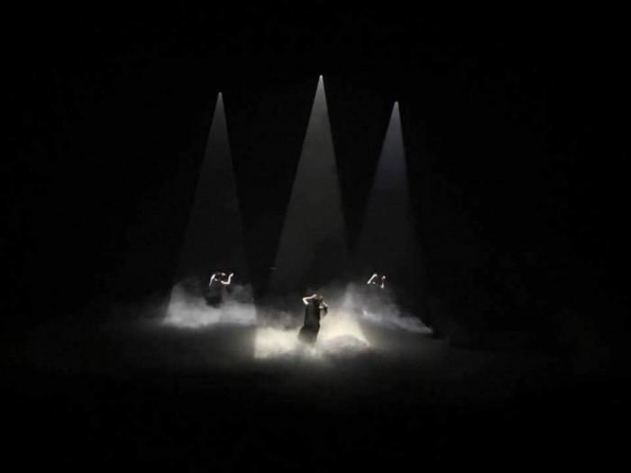 ロンドン随一といわれるバービカンセンターでの公演で、日本人ダンサーが活躍!