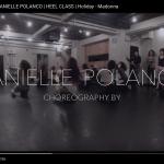 世界的に活躍するフィメールダンサー、ダニエル・ポランコによるスペシャルワークショップの映像!