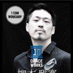 コンテンポラリー界のトップを走り続ける柳本雅寛氏によるワークショップを開催!