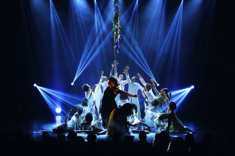 記事「ダンス舞台の最高傑作『蜘蛛の糸』! ダンサーたちによる圧倒的なダンス、芝居。誰もが魂を揺さぶられたその感動が今蘇る!」の画像