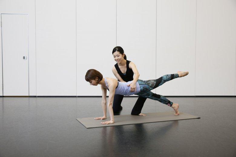 記事「3ヶ月かけてピラティスで踊れる身体を作る!!Angel Rピラティス月謝クラス10月スタート!」の画像