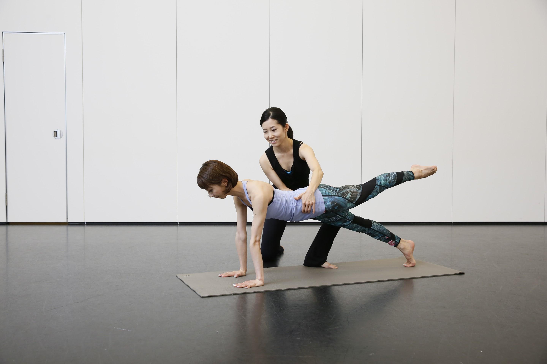 3ヶ月かけてピラティスで踊れる身体を作る!!Angel Rピラティス月謝クラス10月スタート!