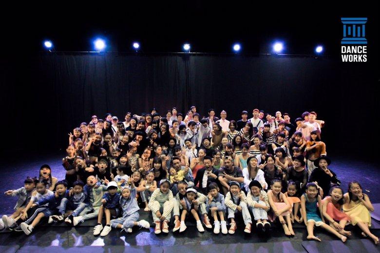 記事「親子で同じダンスイベントに出演!感動のキッズダンスイベント」の画像