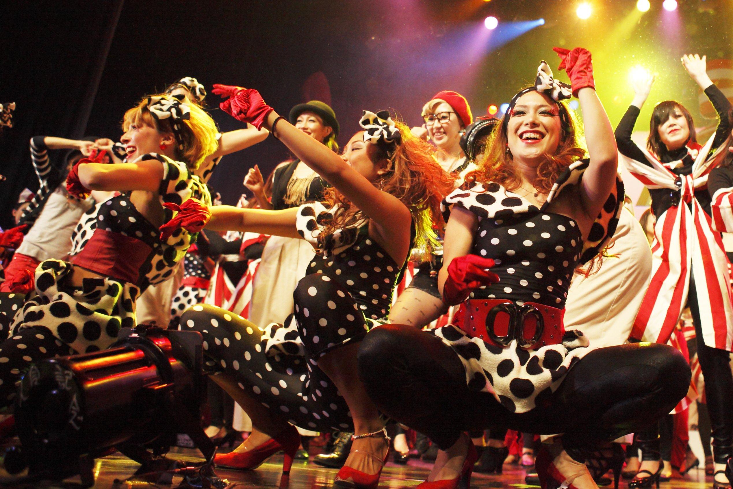 記事「【スタッフ募集】夢や希望を形に!「ダンスが好き」を仕事にしよう!ダンススタジオ・イベント企画運営スタッフ」の画像