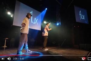 記事「flux FINALで踊ったakihic☆彡 × McGee がオシャレかっこよすぎると話題!」の画像