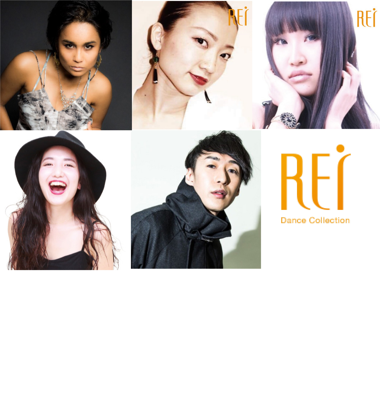 Rei Dance Collectionの新しいクラスが次々にスタート!!