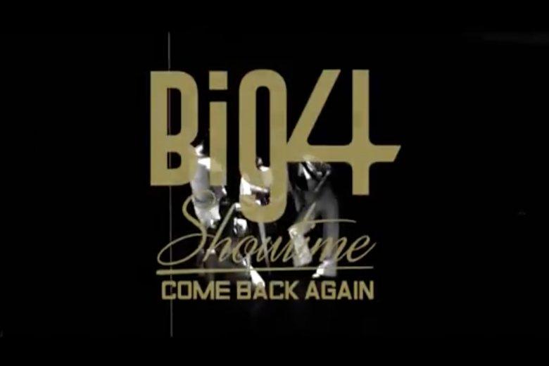 記事「BIG4が帰ってくる!『BIG4 SHOWTIME』最新の告知動画を公開!!」の画像