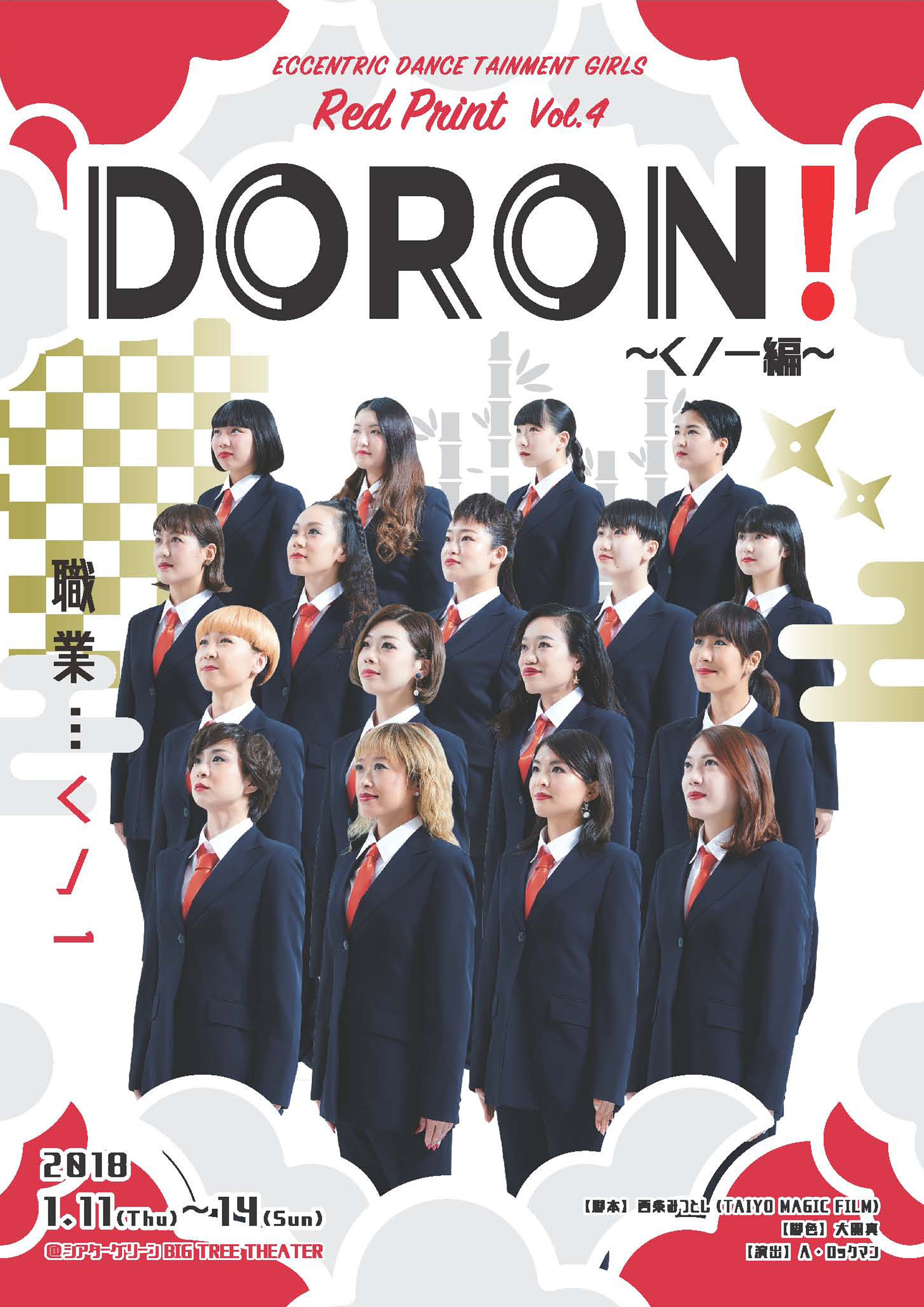 DORON!表面