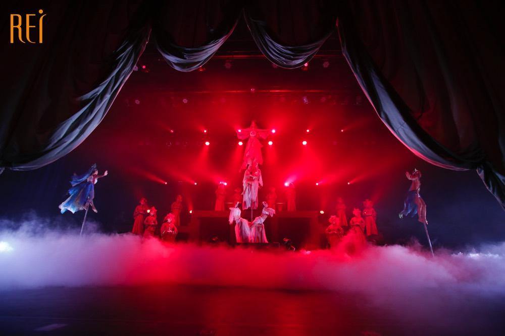Seishiro演出「坐巫艶 -ヲミナ-」OPENING作品公開!