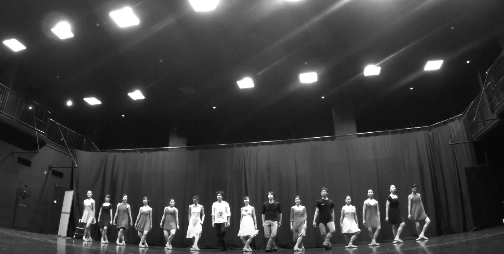 新感覚ライブバレエパフォーマンス『DAIFUKU』Vol.3 Mixture 予告画像第3弾公開!!