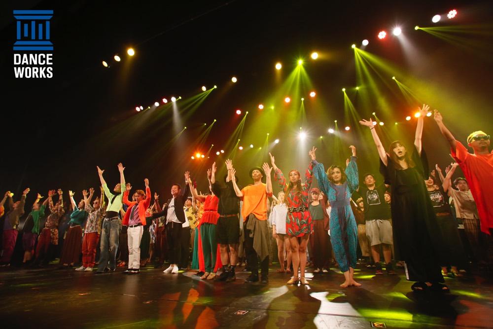 記事「ついに公開!ハイレベルな舞台で知られるDANCE WORKSの発表会、2018年のコレオグラファー発表!!」の画像