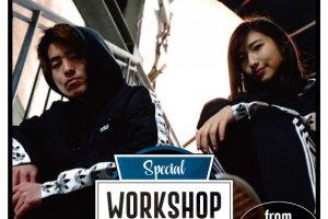 記事「Revety(TAKARA&YUI)によるスペシャルワークショップ開催!!!」の画像