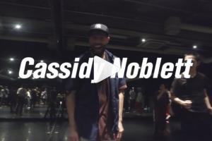 記事「日本初上陸!!全世界が注目するダンサーCassidy Noblett WORKSHOP開催!!」の画像