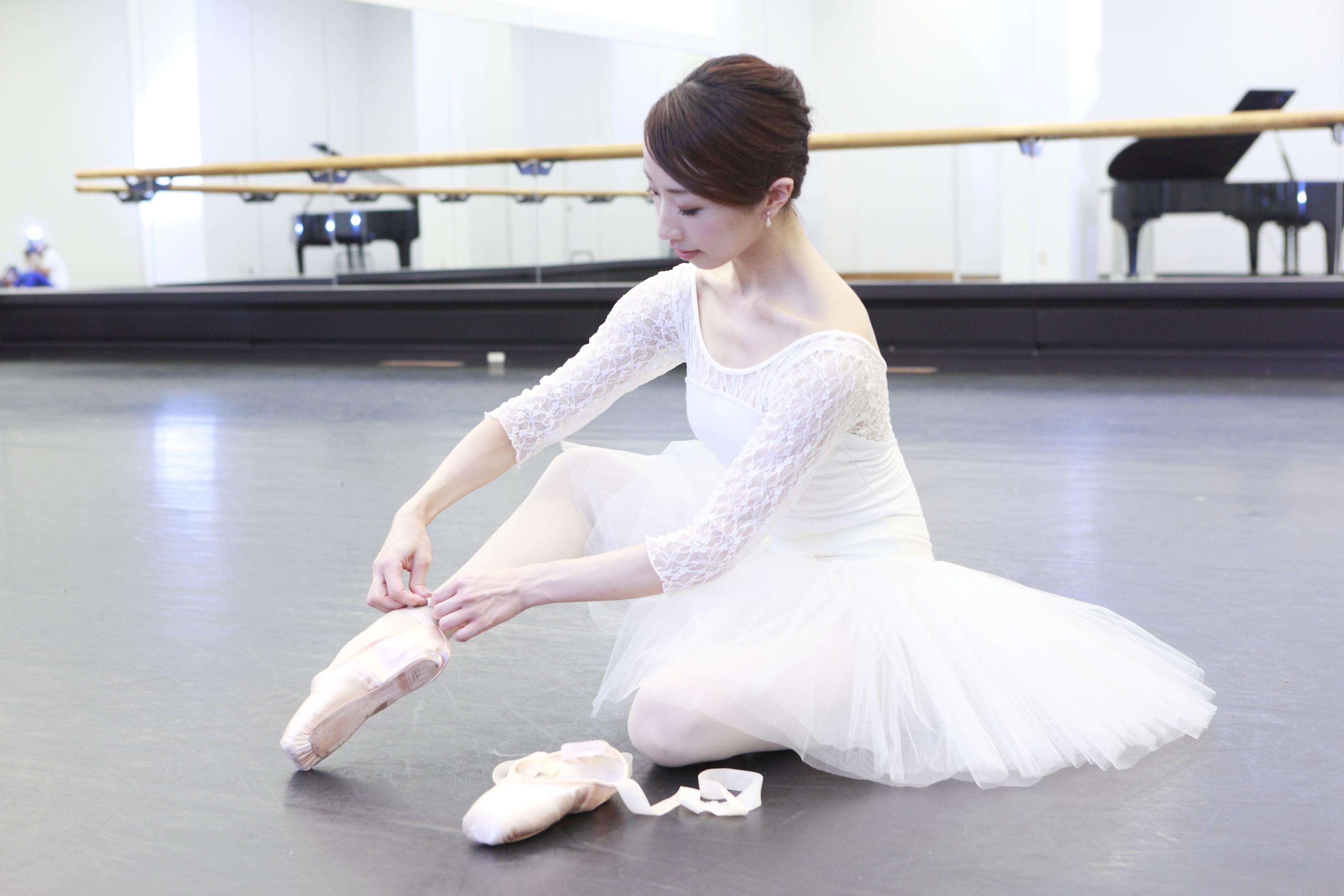 本格的なのに気軽に通えるのが嬉しい! プロダンサーも受ける上級バレエレッスン