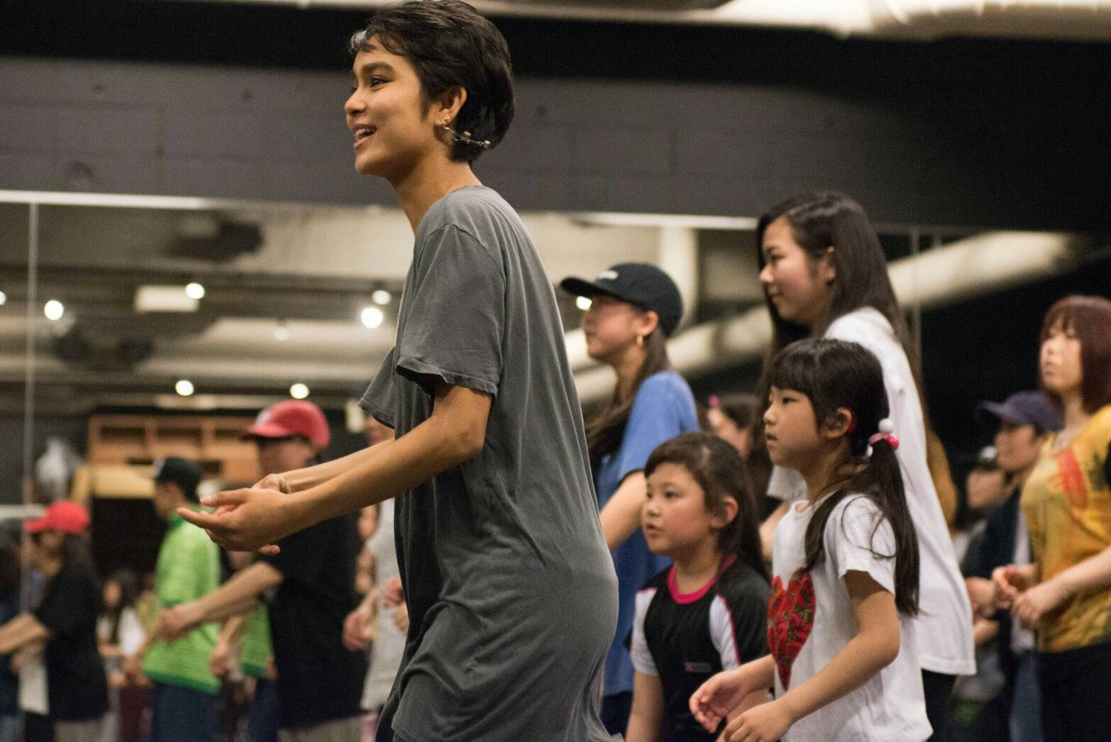 「音楽」と「こころ」で繋がるダンスプロジェクト 【CONNECTED】