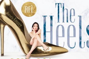 記事「THE HEELS directed by Kanance」の画像