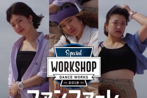 記事「唯一女の子だけのPOPPER teamファンファーレ WORKSHOP開催!」の画像