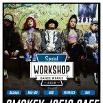 この名を知らない者は誰もいないであろう《 SMOKEY JOE'S CAFE 》WORKSHOP with Showtime 開催!