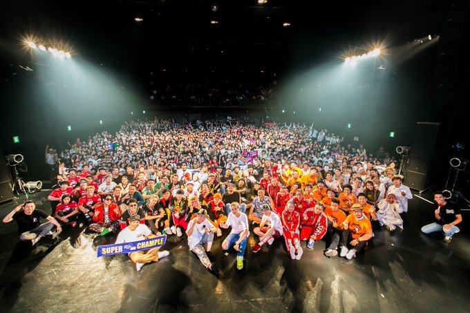 伝説のダンス番組「スーパーチャンプル」が復活! スーパーチャンプル Zeppツアー 2018が終了!!