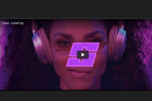 記事「今海外のSNSで話題を呼んでいる、Ciaraの新曲『Level  Up』!!」の画像