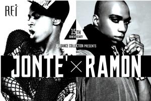 記事「あのJONTE' & RAMON が日本でコラボ作品を出す?!オーディションWORKSHOP開催決定!!」の画像