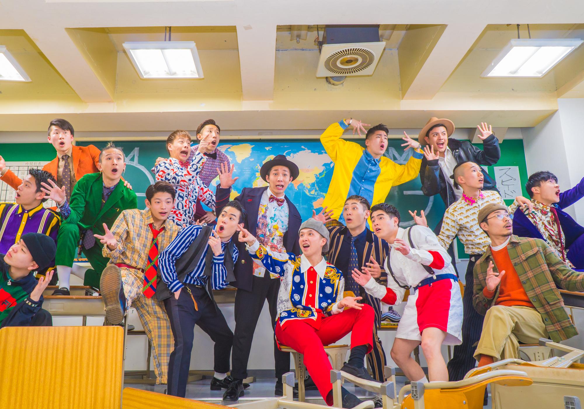 全世界にエンターテインメントを発信するGANMI!様々な才能を持つダンスクルーを特集!!