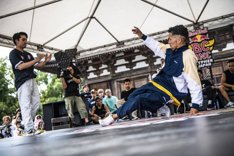 JOYSOUND「Red Bull BC One Japan Cypher 2018」ダンスバトル映像を期間限定配信!