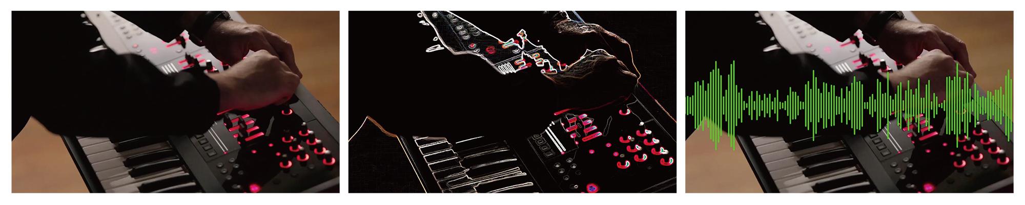 記事「ミュージック・ビデオを簡単に作成!「Beat Sync Maker」配信開始!」の画像