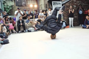 記事「「Red Bull BC One Cypher Japan」トーナメントシード権をかけたダンスバトル開催!」の画像