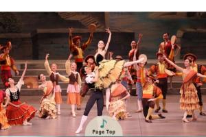 記事「子どものためのバレエシリーズ「ドン・キホーテの夢」」の画像