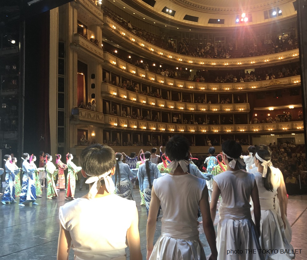 東京バレエ団、世界最高峰のオペラハウス「ウィーン国立歌劇場」で公演!