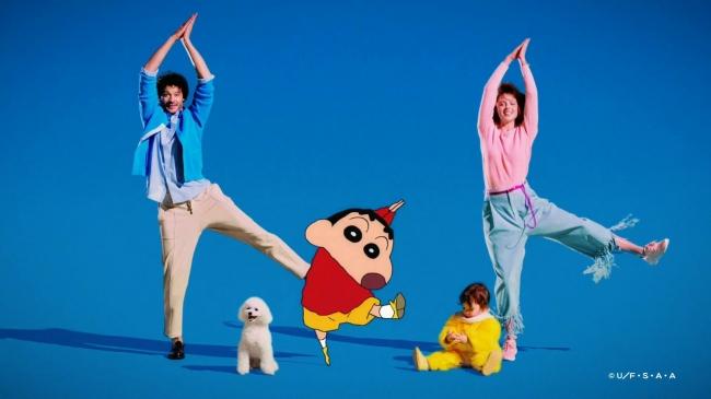 記事「クリクラ クレヨンしんちゃんの新CM公開!「ELEVENPLAY」が振付したダンスとは?」の画像