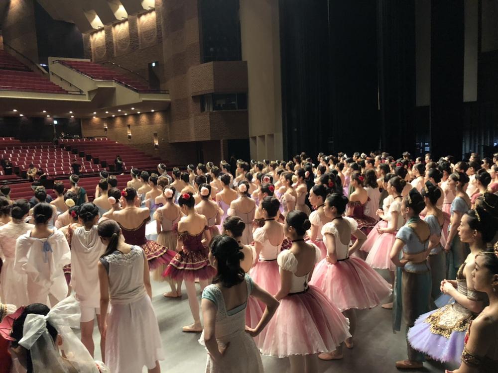 記事「Angel R Dance Palace【ODORIGOKORO終演レポート! 次回発表会は『白鳥の湖』全幕に決定!」の画像