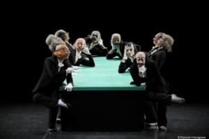 記事「「緑のテーブル」のアンコール公演&関連イベントが開催決定!戦争と戦うバレエとは?」の画像