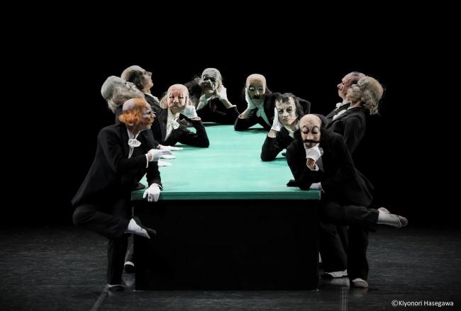 「緑のテーブル」のアンコール公演&関連イベントが開催決定!戦争と戦うバレエとは?