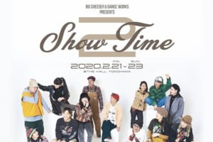 記事「SHOW TIME vol.2 presented by BIG CHEESE」の画像