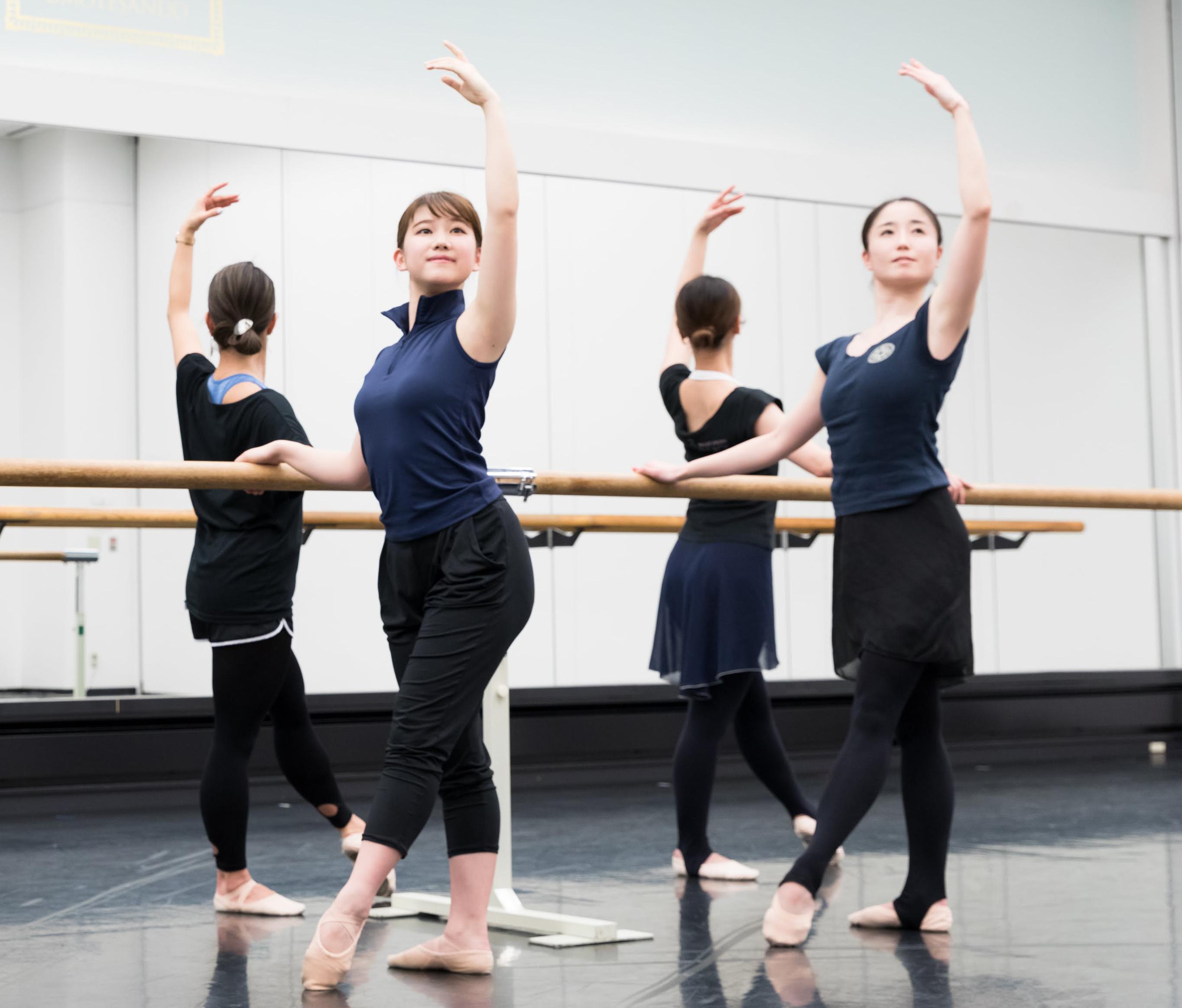 25歳以下限定!バレエを頑張りたい人を応援するキャンペーンが開催!