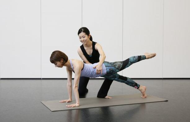 3ヶ月かけてピラティスで踊れる身体を作る!!Angel Rピラティス月謝クラス1月スタート!<