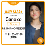 〈Rei渋谷校〉【Canako】R&B HIPHOP超初級 2/4start!!