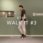 くぼけんによる【Movement LABO】第三弾!