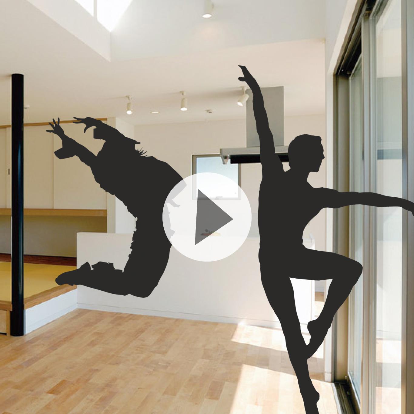 記事「SNSで話題!リモートダンス動画まとめ♩」の画像
