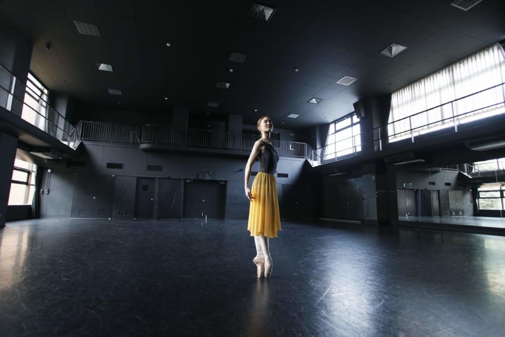 記事「[2021年3月6日開催]THE HALL YOKOHAMAでバレエワークショップ開催!!」の画像