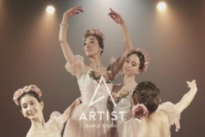 記事「まるで映画のよう?!バレエ作品「パ・ド・カトル」の映像公開!」の画像